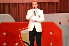 KA Präsident Henrik Damgaard