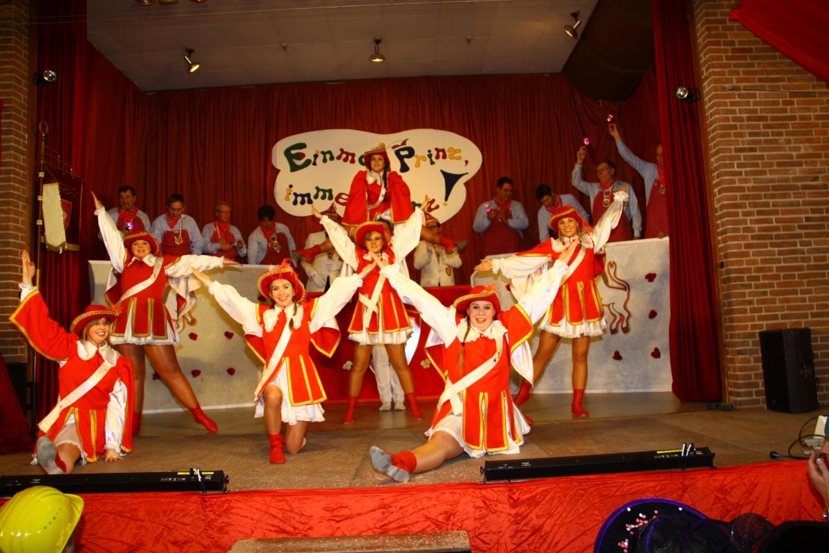 Tanzgarde Rot-Weiß: 2013